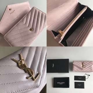 YSL Dirty Pink Purse