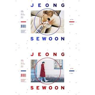 Jeong Se Woon Mini Album Vol. 1 - Part 2. After