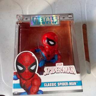 Metals Die Cast diecast Spiderman Classic M250