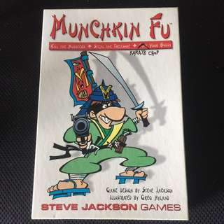 Munchkin Fu 2
