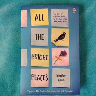 All the Bright Places by Jeniffer Niven