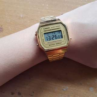 Casio vintage design