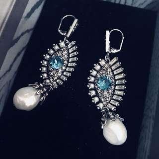 Alexander Mcqueen Limited earrings
