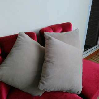 Set bantal sofa