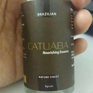 READY STOCK💕CATUABA NOURISHING ESSENCE / 6 Sachets.  Processing Proceed Upon Full Payment Received Via Bank Transfer