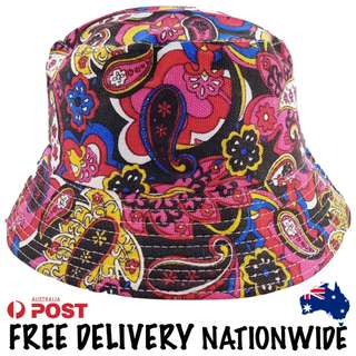 Psychedelic Sunset Bucket Hat