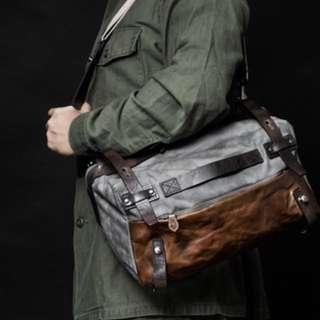 Wotancraft easy rider sling bag
