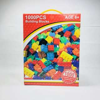 1000 Pcs building block/ not LEGO/ blocks/ bricks