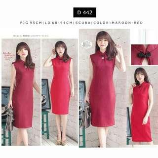 DRESS 442