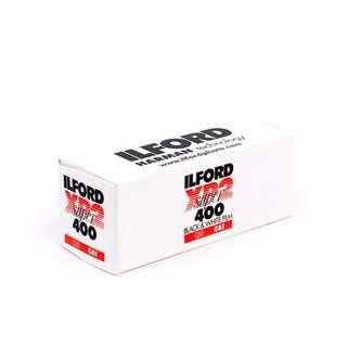 Ilford XP2 (120 / ISO 400)