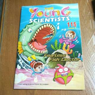 Young Scientists Level 1