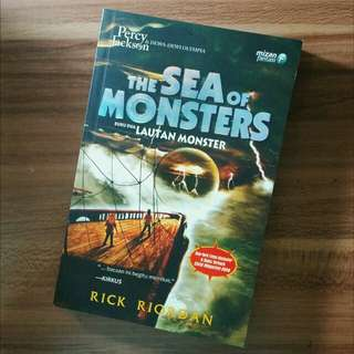 The Sea of Monster - Rick Riordan