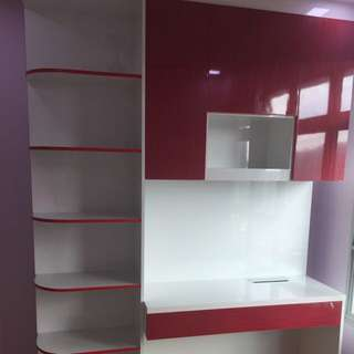 Custom made all type of cabinet, interior design & renovation