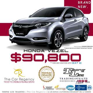 Honda VEZEL 1.5 X (NEW) (2017) HR-V