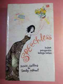 Novel - Speechless - Chicklit
