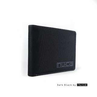 Dompet Pria Keren Dark Black Nuca Wallet