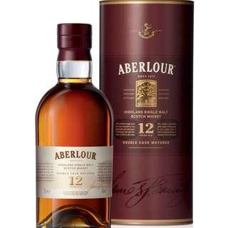 Aberlour 12 Double Cask Matured