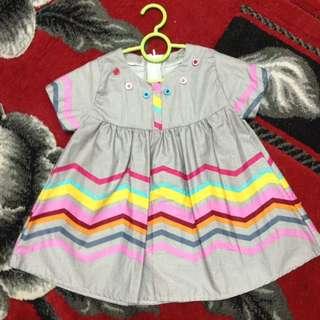 Girl Dress (6-9m)