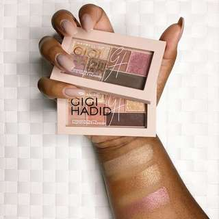 Gigi Hadid Maybeline East and West Coast Eyeshadow Palette