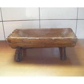 擺飾木製品 / 當木製盒 / 糖果盒