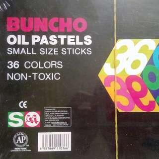 Buncho Oil Pastels ( Made in Korea)