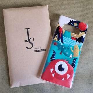 Note 8 軟膠小怪獸手機殼