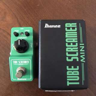 Tube Screamer Mini - Made in Japan