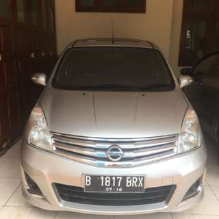 Nissan Grand Livina 1.5 Ultimate A/T 2013