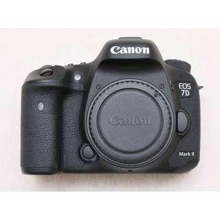 Canon 7D2 機身 body