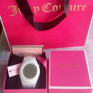 Authentic Brandnew Juicy Couture watch