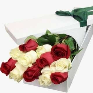Delivery Flower Box Surprise - 0076