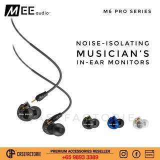 Mee Audio M6 Pro Noise-isolating Musician's In-Ear Monitors