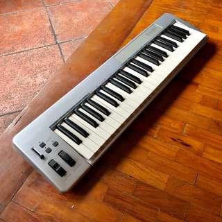 M-Audio Keystation 49e USB MIDI keyboard/controller