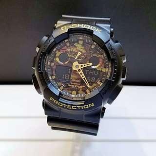 日本G-SHOCK運動錶