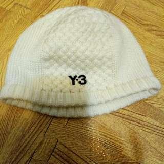 Y-3針織帽