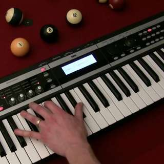 Korg X50 with gigbag, sustain pedal (I will play and demo to you)