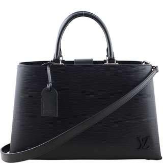 Authentic Louis Vuitton Kleber MM Epi