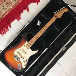 Fender Stratocaster *with Seymour Duncan Antiquity Texas Hot
