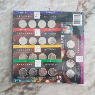 2000 Millennium Medal Collection