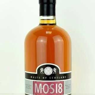 Malts Of Scotland MOS 18年 Whisky 威士忌 macallan Glenfiddich Glenlivet bowmore ardbeg glenmorangie