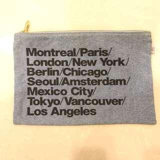American Apparel 手拿包