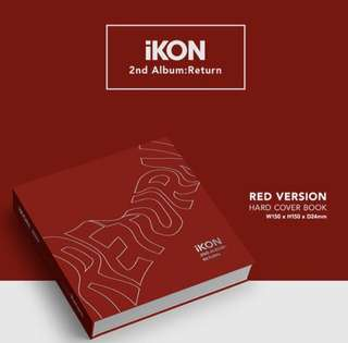 [GROUP ORDER] IKON RETURN