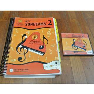 MYC Music for Young Children Sunbeam 2  full level Material