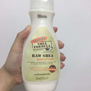 Palmer's Raw Shea Butter Lotion