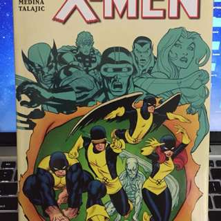 X-Men First to Last Graphic Novel Hardcover