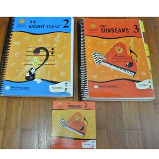 MYC Music for Young Children Sunbeam 3  full level Material
