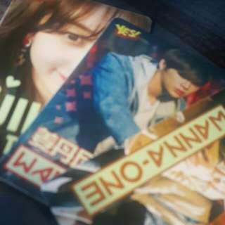 大量韓星夜光卡
