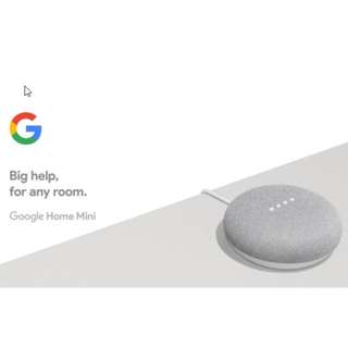 Google Home Mini | Brand New | from USA