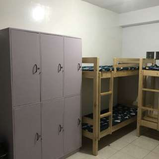 The DORM pasay fully furnished air-conditioned dormitory bedspace pasay moa cod aims