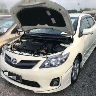 Toyota Altis 2.0 V Auto Tahun 2010